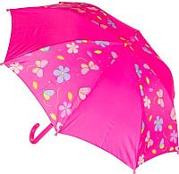 Зонт-трость Котофей 03807036-40 (фуксия) -