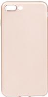 Чехол-накладка Case Deep Matte для iPhone 7 Plus (розовое золото) -