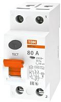 Дифференциальный автомат TDM ВД1-63-4Р-16А-10мА / SQ0203-0026 -