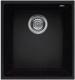 Мойка кухонная Elleci Quadra Undermount 100 Black K86 / LKQ10086BSO -