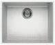 Мойка кухонная Elleci Quadra Undermount 105 Bianco Pietra G52 / LGQ10552BSO -