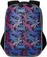 Школьный рюкзак Grizzly RG-969-3 (темно-синий) -
