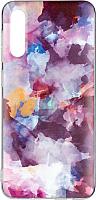 Чехол-накладка Case Print для Galaxy A50 (абстракция №2) -