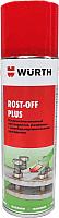 Средство от коррозии Wurth Rost-Off Plus / 0890200 (300мл) -