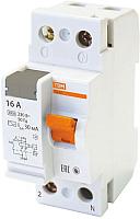 Дифференциальный автомат TDM ВД63-2Р-63А-30мА / SQ0220-0005 -