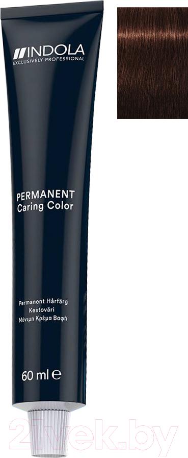 Купить Крем-краска для волос Indola, Red&Fashion Permanent 5.56 (60мл), Германия, шатен