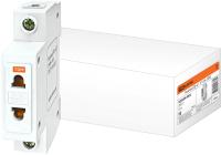 Розетка на DIN-рейку TDM SQ0209-0002 -