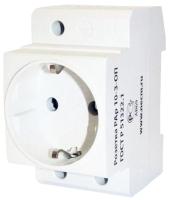 Розетка на DIN-рейку TDM SQ0209-0001 -