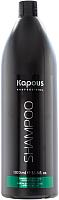 Шампунь для волос Kapous Professional Для всех типов волос с ароматом ментола (1л) -