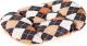 Лежанка для животных Ferplast Relax 45/2 / 82045077 (коричневый ромб) -