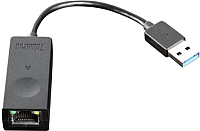 Сетевой адаптер Lenovo ThinkPad USB 3.0 to Ethernet Adapter (4X90S91830) -