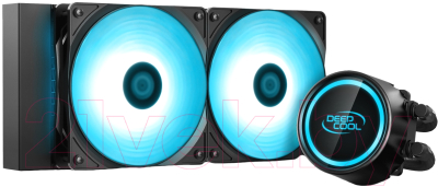 Кулер для процессора Deepcool GammaXX L240 V2 (DP-H12RF-GL240V2)