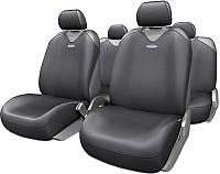 Чехол для сиденья Autoprofi R-1 Sport Plus R-902P BK -