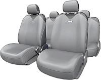 Чехол для сиденья Autoprofi R-1 Sport Plus R-902P D.GY -