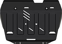 Защита картера Smart Line для Geely Atlas / 28.SL 9053 V1 -