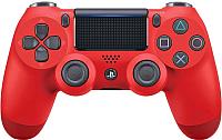 Геймпад Sony DualShock 4 v2 / CUH-ZCT2E (красный) -