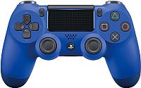 Геймпад Sony DualShock 4 v2 / CUH-ZCT2E (синий) -