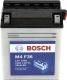Мотоаккумулятор Bosch M4F YB14L-B2 / 0092M4F360 (14 А/ч) -