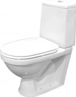 Унитаз напольный Керамин Турин Алкапласт Premium (с жестким сиденьем) -