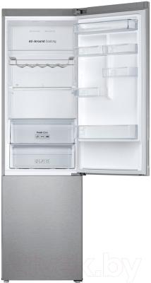 Холодильник с морозильником Samsung RB37J5240SA/WT - камеры хранения