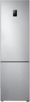 Холодильник с морозильником Samsung RB37J5240SA/WT - вид спереди