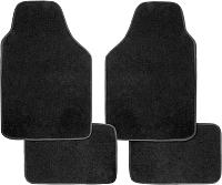 Комплект ковриков Autoprofi PET602 BK (4шт) -