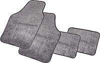 Комплект ковриков для авто Autoprofi PET602 GY (4шт) -