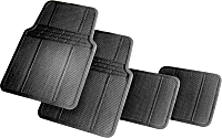 Комплект ковриков Autoprofi MAT601 BK (4шт) -