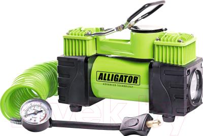 Автомобильный компрессор ALLIGATOR
