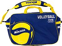 Сумка для волейбольных мячей Mikasa AC-BG260W-BL (синий/желтый) -