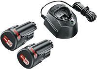 Набор аккумуляторов для электроинструмента Bosch PBA 12V 1.5Ah (1.600.A01.L3E) -