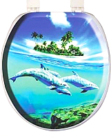Сиденье для унитаза Aqua-Prime 1097 -