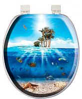 Сиденье для унитаза Aqua-Prime 6057 -