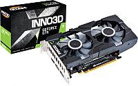 Видеокарта Inno3D GeForce GTX 1650 TWIN X2 OC (N16502-04D5X-1510VA25) -