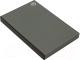 Внешний жесткий диск Seagate Backup Plus Slim Grey 1TB (STHN1000405) -
