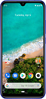 Смартфон Xiaomi Mi A3 4GB/64GB (голубой) -