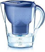 Фильтр питьевой воды Brita Марелла XL (синий) -