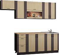 Готовая кухня Senira Вяселка 4/03 1.8м + шкаф настенный В-083 -