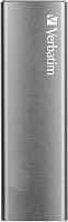 Внешний жесткий диск Verbatim Vx500 External SSD USB 3.1 G2 480GB / 47443 -