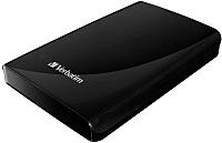 Внешний жесткий диск Verbatim Store 'n' Go USB 3.0 500GB / 53029 (черный) -