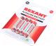 Комплект батареек Rexant 30-1012 (4шт) -