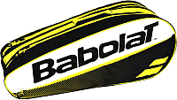 Сумка теннисная Babolat RH X6 Club/ 751173-113 (жёлтый) -