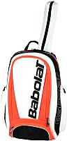 Рюкзак теннисный Babolat Backpack Pure Strike / 753071-149 (белый/красный) -