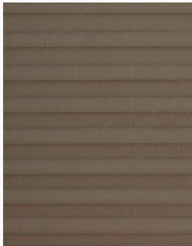 Штора-плиссе Delfa, Basic Crush СПШ-38509 (68x160, талп), Беларусь, ткань  - купить со скидкой