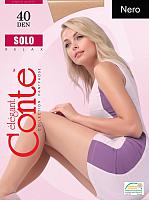 Колготки Conte Elegant Solo 40 (р.2, nero) -