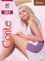 Колготки Conte Elegant Solo 40 (р.3, bronz) -
