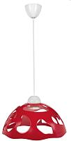 Потолочный светильник Erka 1304 (красный) -