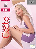 Колготки Conte Elegant Solo 40 (р.4, grafit) -