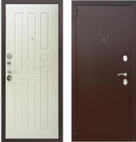 Входная дверь Гарда 8мм Белый ясень (86x205, левая) -