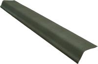 Планка ветровая Onduline D103 F3706Ru (зеленый) -